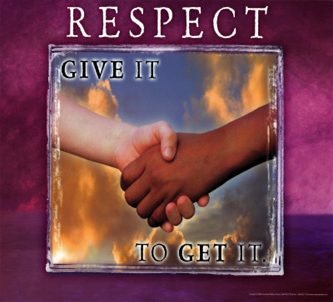 Respect - Give it Up